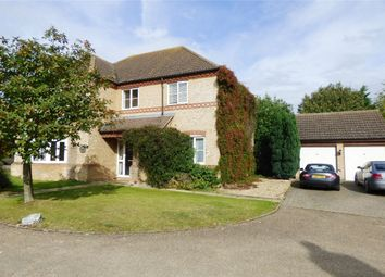 Thumbnail 5 bed detached house for sale in Laxton Grange, Bluntisham, Huntingdon