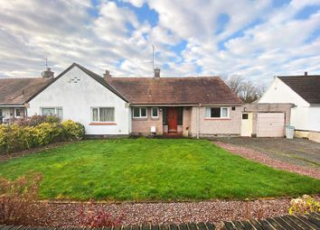 Thumbnail 2 bed semi-detached bungalow for sale in 7 Leonard Crescent, Lockerbie