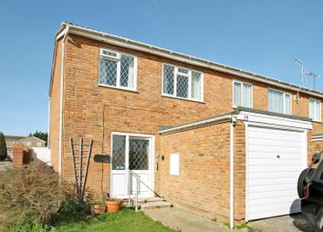 Thumbnail 3 bed end terrace house for sale in Brisbane Close, Worthing