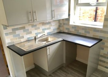 Thumbnail 1 bed flat to rent in Nottingham Road, Loughborough