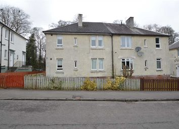 Thumbnail 2 bed flat for sale in Bruce Terrace, Blantyre, Glasgow