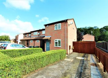 Thumbnail 2 bed terraced house for sale in Ash Crescent, Nuthall, Nottingham