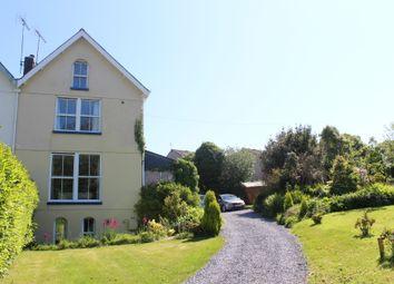 Thumbnail 4 bed semi-detached house for sale in Noland Park, South Brent, South Brent, Devon