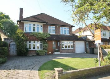 Thumbnail 4 bed detached house to rent in Brabourne Rise, Beckenham, Kent