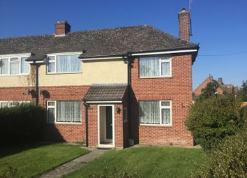 Thumbnail 2 bed semi-detached house to rent in Pound Close, Charminster, Dorchester