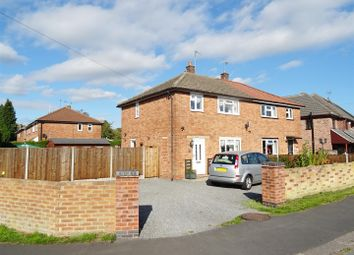 Thumbnail 3 bed semi-detached house for sale in Grange Road, Shepshed, Loughborough