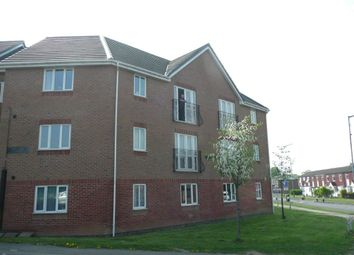 Thumbnail 2 bedroom flat to rent in Wenlock Court, Stockingford
