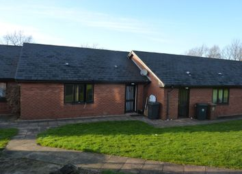 Thumbnail 3 bed detached bungalow to rent in Egginton Road, Etwall, Derby