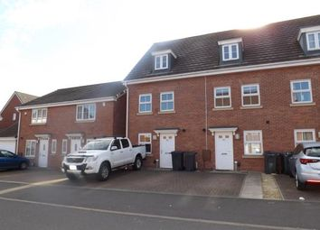 Thumbnail 3 bedroom end terrace house for sale in The Shardway, Shard End, Birmingham, West Midlands