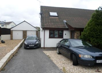 Thumbnail 2 bed bungalow to rent in Gregory Close, Pencoed, Bridgend