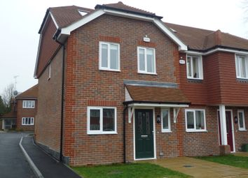Thumbnail 3 bed end terrace house to rent in Arun Way, Horsham