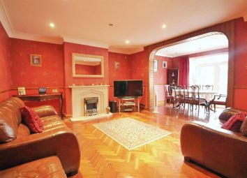 Thumbnail 3 bedroom semi-detached house for sale in Chalkwell Park Avenue, Enfield