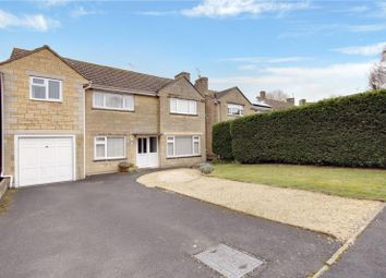 Thumbnail 5 bed detached house for sale in Pentylands Close, Highworth, Swindon