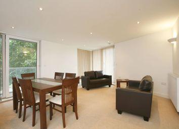 Thumbnail 3 bed flat to rent in Western Gateway, Royal Docks