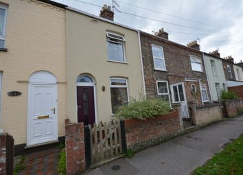 3 bed terraced house for sale in Kimberley Road, Lowestoft NR33