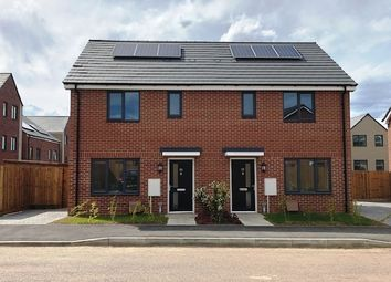 Thumbnail 2 bedroom semi-detached house for sale in Old Saffron Lane, Aylestone