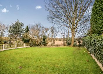 Thumbnail 3 bed detached bungalow for sale in Plovers Lane, Helsby, Frodsham