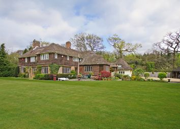 Thumbnail 5 bedroom detached house for sale in Old Rectory Lane, Alvechurch