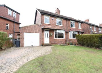 4 bed semi-detached house for sale in Lidgett Place, Roundhay, Leeds LS8