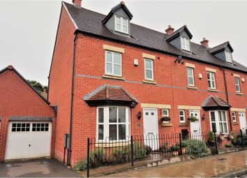 Thumbnail 4 bed end terrace house for sale in Victoriana Way, Handsworth