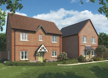 Thumbnail 3 bedroom detached house for sale in Abbey Barn Lane, High Wycombe