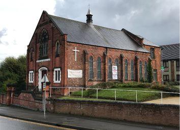Thumbnail Leisure/hospitality for sale in Cross Street Baptist Church, Nottingham