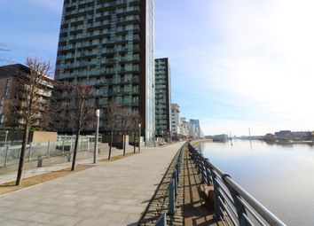 Thumbnail 2 bed flat for sale in Meadowside Quay Walk, Glasgow Harbour Walk