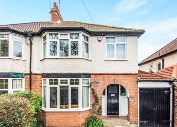 Thumbnail 3 bedroom semi-detached house for sale in Rugby Road, Leamington Spa, Warwickshire, England