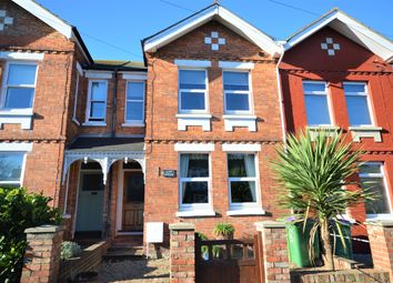 Thumbnail 3 bed terraced house for sale in Surrenden Road, Cheriton, Folkestone
