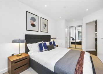 Thumbnail 1 bed flat to rent in Parkside Avenue, Greenwich, London