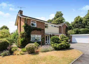 Thumbnail 5 bedroom detached house for sale in Church Road, Alsager, Cheshire, South Cheshire