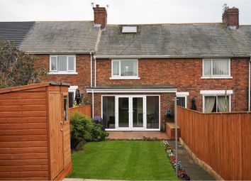 Thumbnail 3 bed terraced house for sale in Wordsworth Road, Easington