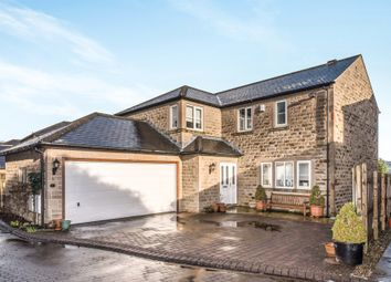 Thumbnail 4 bed detached house for sale in Shearing Path, Addingham, Ilkley