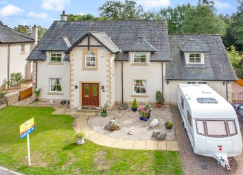 Thumbnail 4 bed detached house for sale in Druids Park, Murthly, Perth