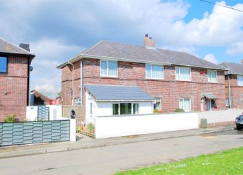Thumbnail 3 bed semi-detached house for sale in Admiralty Road, Plymouth