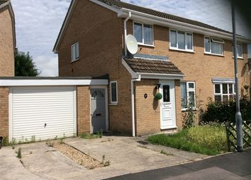 Thumbnail 3 bed semi-detached house to rent in Windsor Road, Bridgwater