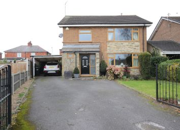 Thumbnail 3 bed detached house for sale in Lindrick Close, Tickhill, Doncaster