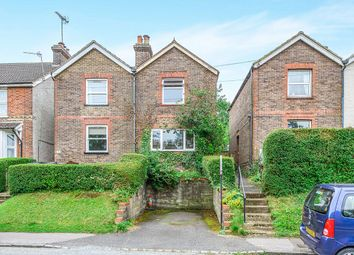 Thumbnail 3 bed semi-detached house for sale in Western Road, Crowborough