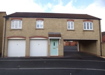 Thumbnail 2 bedroom flat to rent in Melstock Road, Taw Hill, Swindon