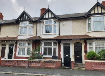 Thumbnail 2 bed terraced house to rent in Newcastle Avenue, Blackpool