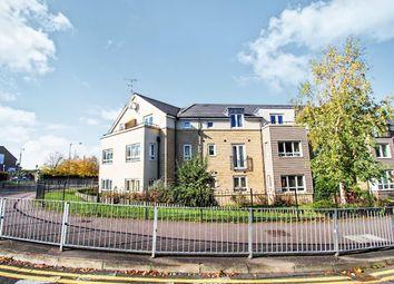 Thumbnail 2 bedroom flat for sale in Cromwell Drive, Hinchingbrooke Park, Huntingdon