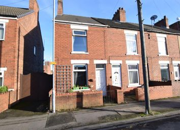 Thumbnail 2 bedroom end terrace house for sale in Alexandra Road, Scunthorpe, North Lincolnshire