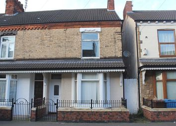 Thumbnail 3 bed terraced house for sale in Curzon Street, Hull