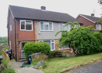Thumbnail 3 bed semi-detached house to rent in Baronsmead Road, High Wycombe