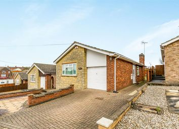Thumbnail 2 bed detached bungalow for sale in Rushmere Way, Rushden
