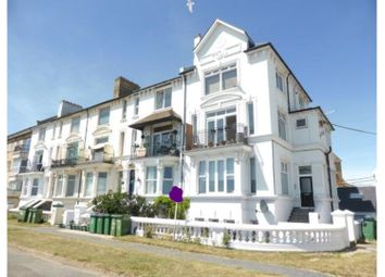 Thumbnail 2 bed flat for sale in Marine Parade, Littlestone