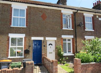 Thumbnail 2 bedroom terraced house for sale in Cross Street North, Dunstable