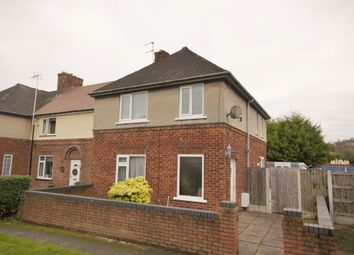 Thumbnail 3 bed end terrace house for sale in Hafod, Flint