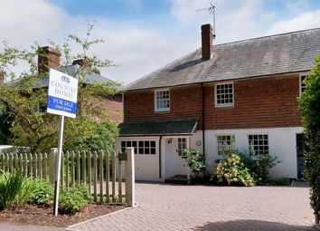 Thumbnail 3 bed cottage for sale in Maidstone Road, Chapel Roe, Matfield, Tonbridge