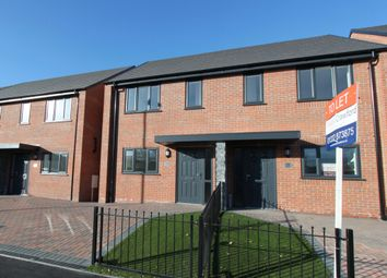 Thumbnail 3 bed semi-detached house to rent in Piccadilly, Bulwell